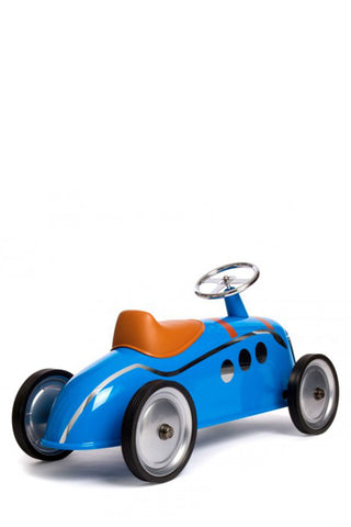 Ride-On Rider Peugeot Darl'Mat Car