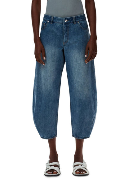 Classic Denim Sculpted Pant