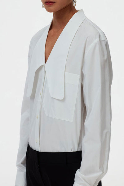 Tess Allonge Collar Shirt