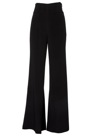 CUSHNIE, Jade High-Waist Pants
