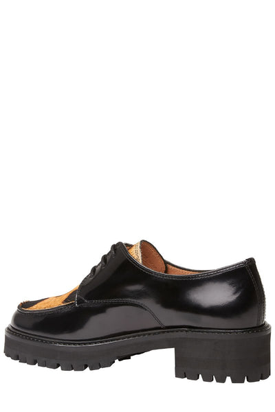 Pony Platform Oxfords