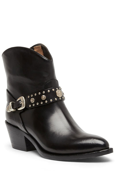 Sartore, Belted Western Boots