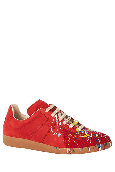 Maison Margiela, Paint Drop Replica Sneakers
