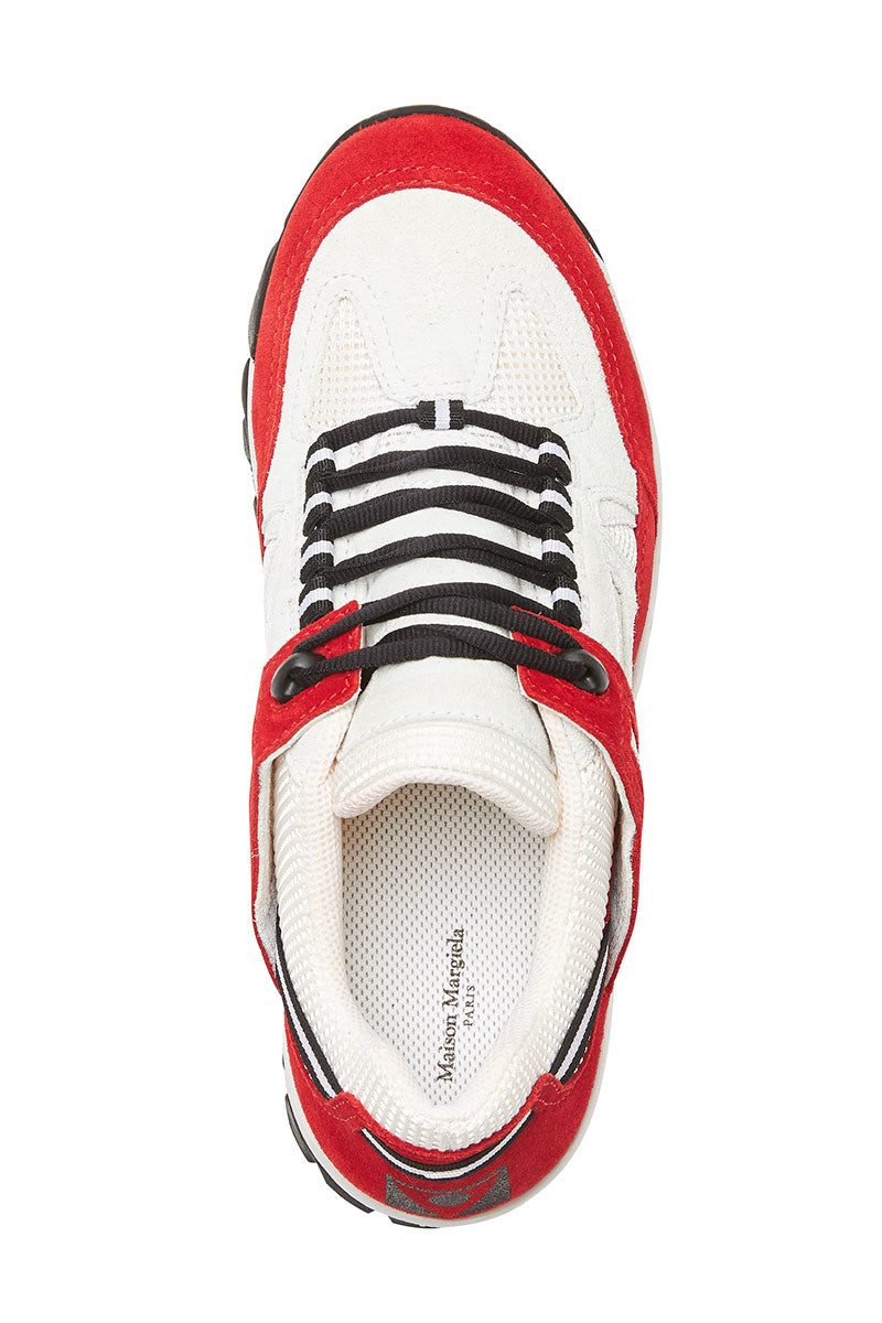 Maison Margiela, Two-Tone Security Sneakers