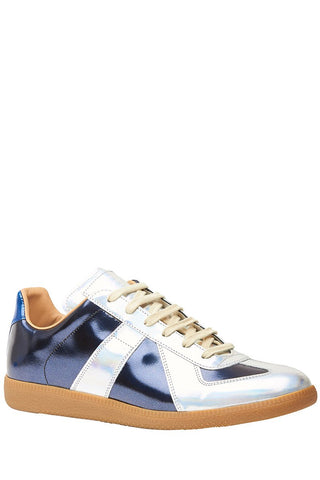 , Iridescent Replica Sneakers