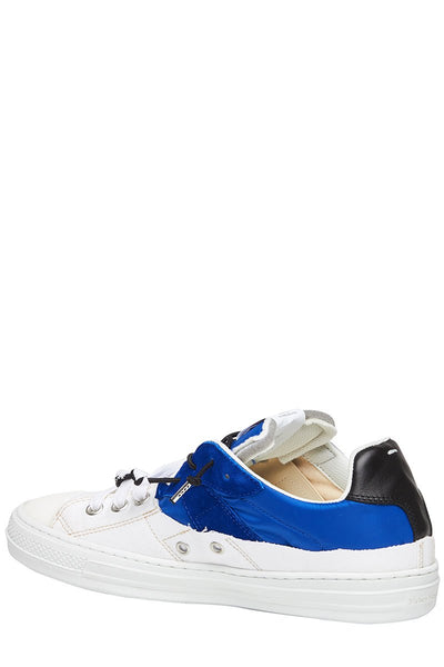 Maison Margiela, Spliced Low-Top Sneakers