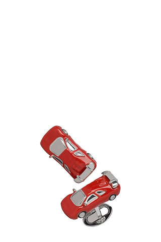 Fast Race Car Cufflinks
