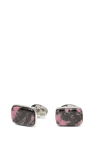 , Rhodonite Cufflinks