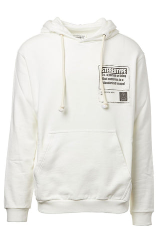 , Stereotype Hooded Sweatshirt