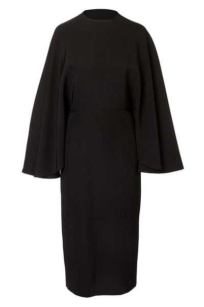 Sara Battaglia, Tubino Cape Dress