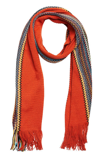Missoni, Fringed Stripe Scarf
