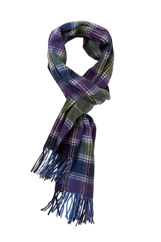 Seaward & Stearn, Plaid Scarf