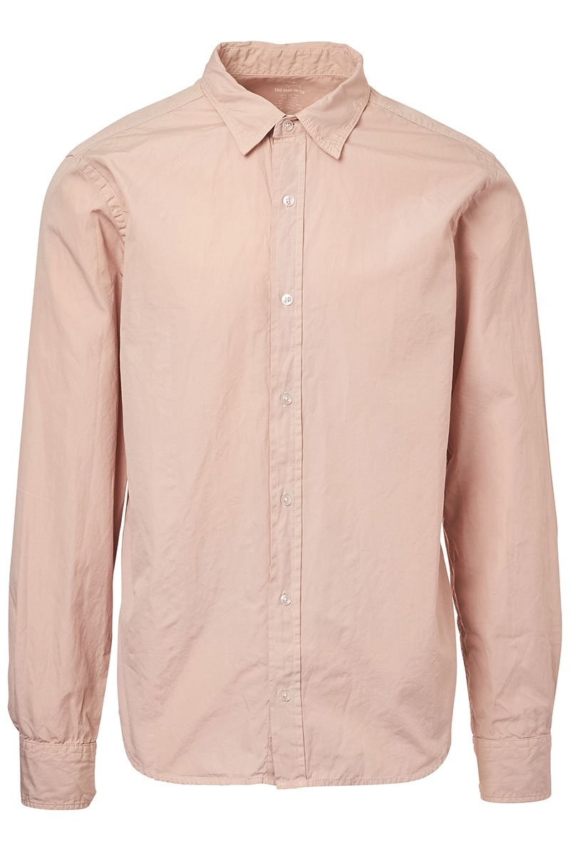 Save Khaki United, Poplin Easy Shirt