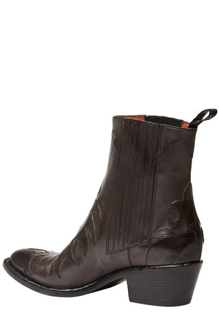 Sartore, Classic Flame Cut Western Boots