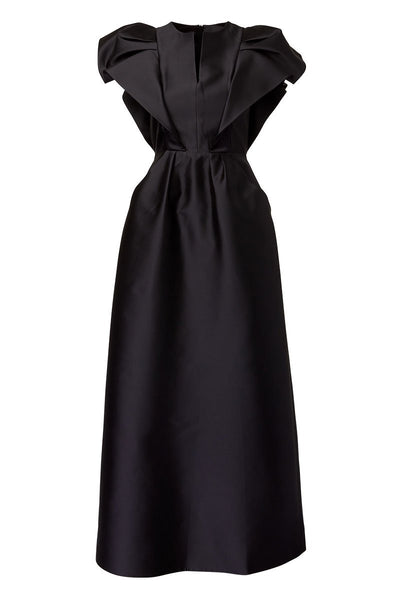 Dice Kayek, Ruffle Shoulder Gown