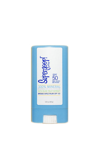 Supergoop!, 100% Mineral Sunscreen Stick