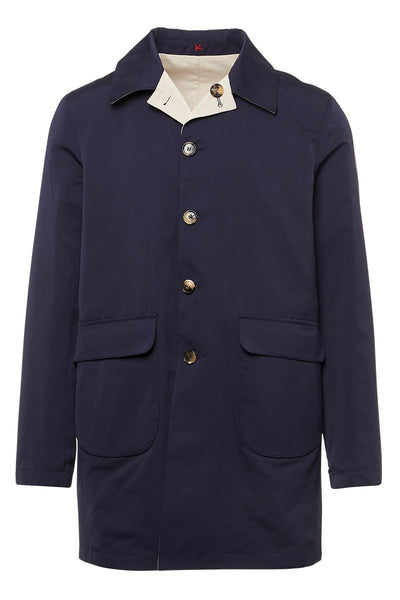 ISAIA, O'Munaciello Reversible Jacket