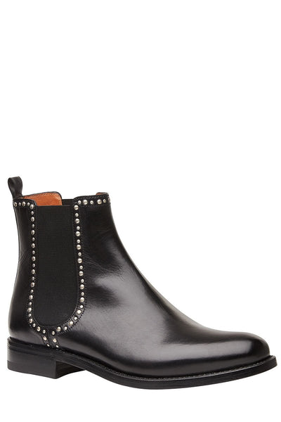, Studded Chelsea Boots