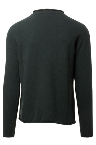 Rolled Hem Sweater