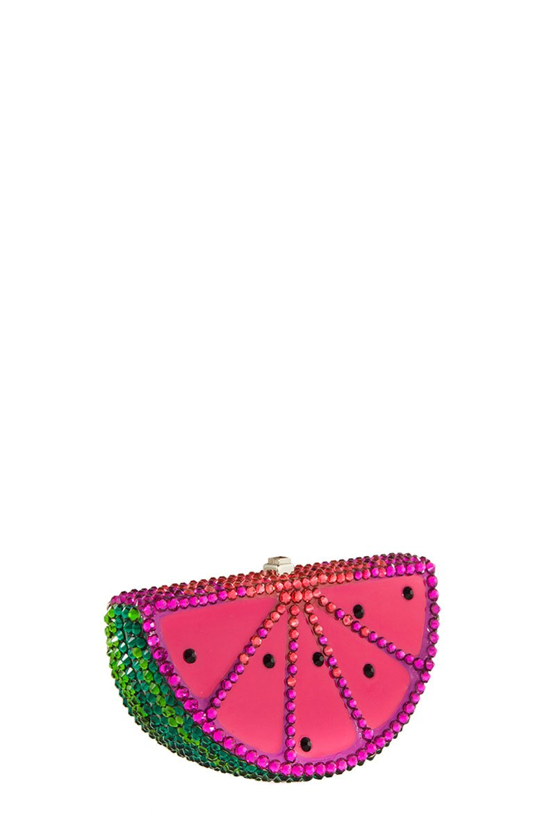 Fruit Slice Pillbox Clutch