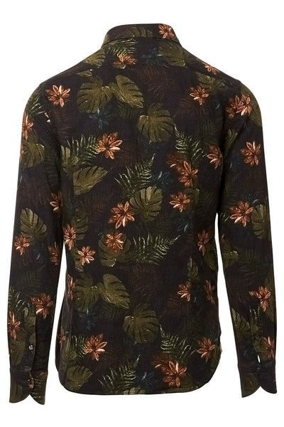 Tropical Floral Sportshirt