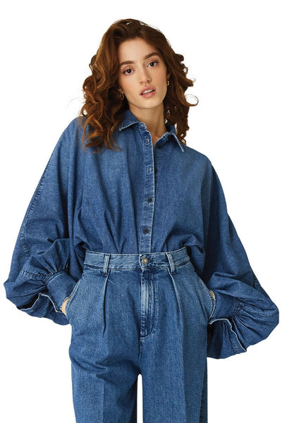 Claire Denim Shirt