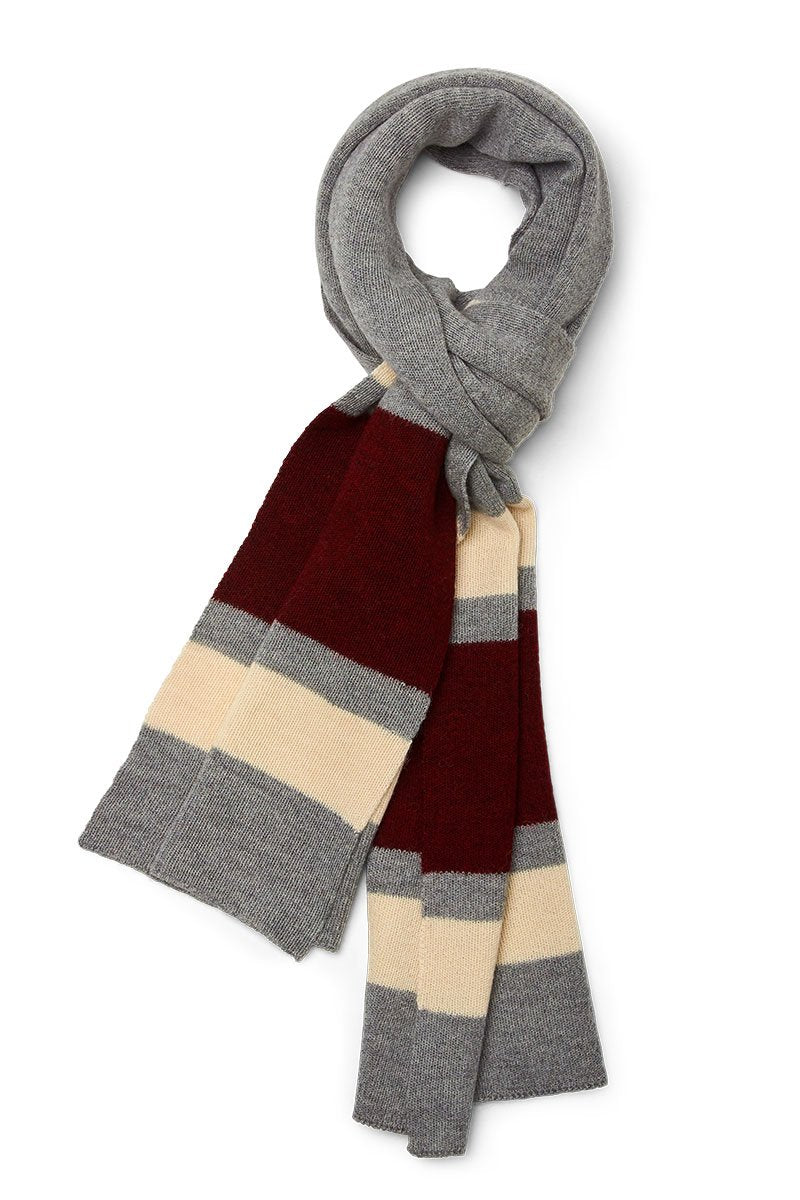 Paris West, Temple Scarf