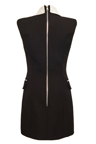 Balmain, Double Breasted Dress