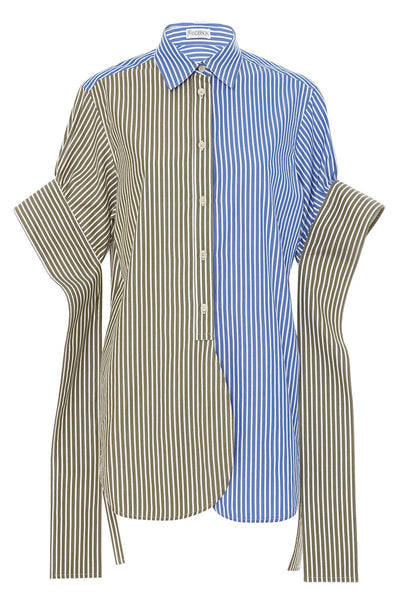 Tab Straight Fit Shirt