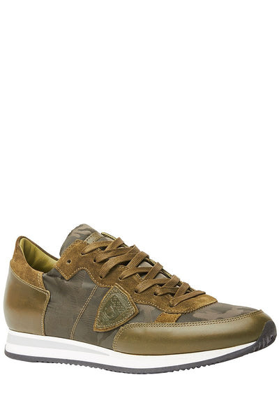 , Tropez Camouflage Sneakers
