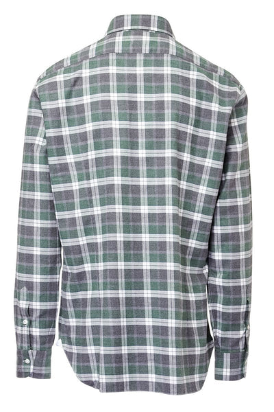 Barba, Plaid Sportshirt