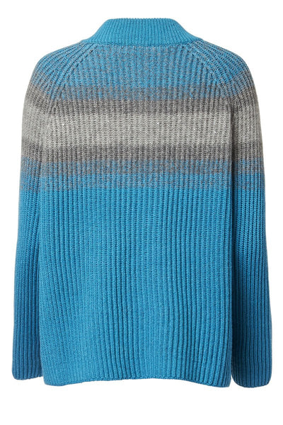 Bruno Manetti, Ombre Stripe Cardigan