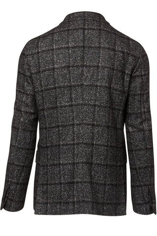 Ermenegildo Zegna, Windowpane Plaid Sportcoat