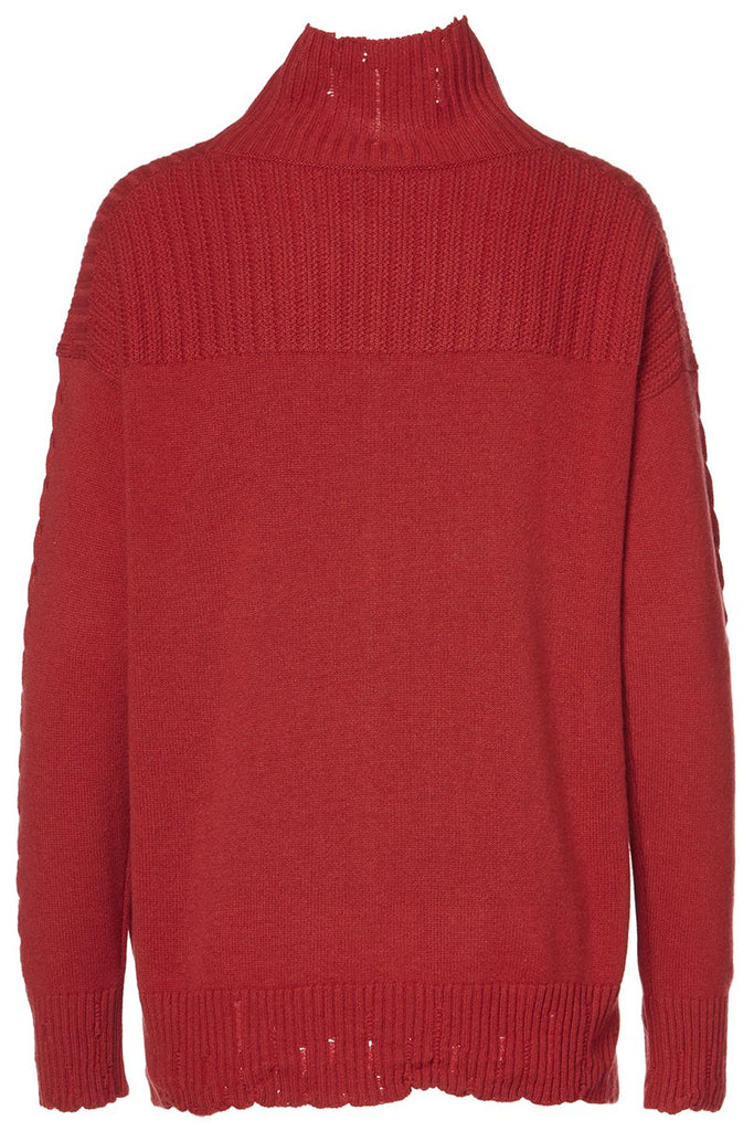 Twisted Tales Turtleneck