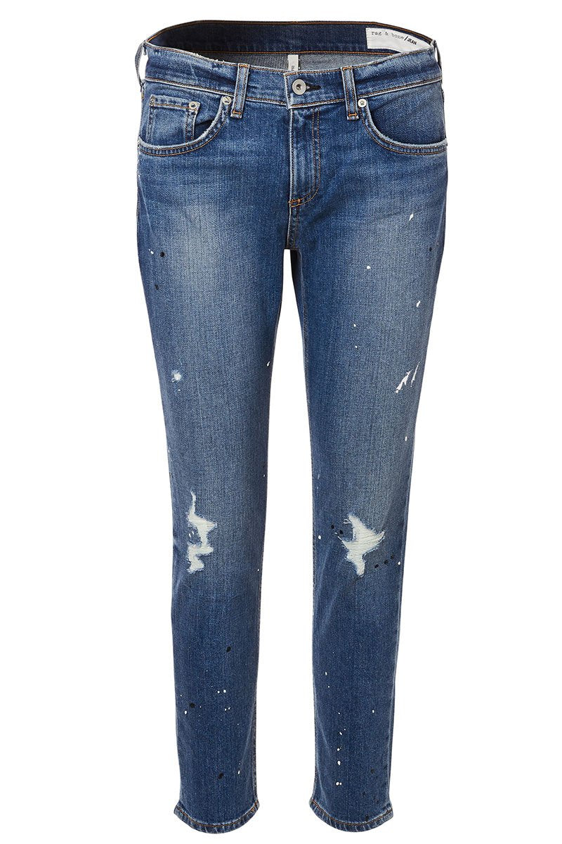 performance sportswear purchase newest many choices of Ankle Dre Slim Boyfriend Jeans