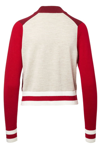 Dean Mock Neck Sweater