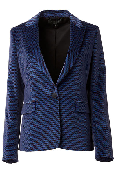 Rag & Bone, Velvet Lexington Blazer