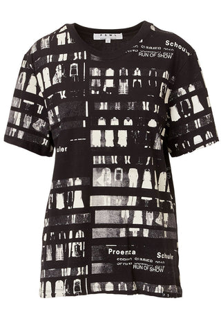 Proenza Schouler PSWL, Run of Show T-Shirt