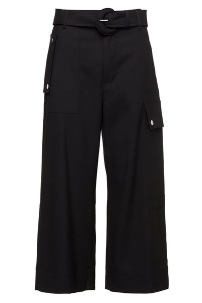 Proenza Schouler White Label, Belted Cargo Pants