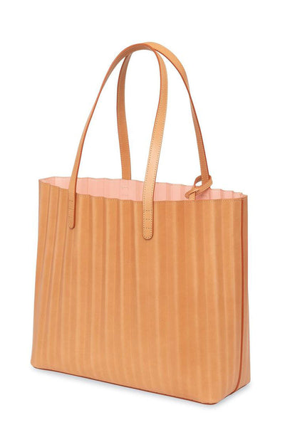 Pleated Tote