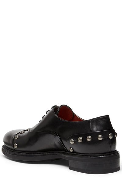Santoni, Charmed Derby Lace-Ups