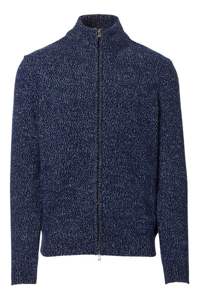 ISAIA, Zip Cashmere Sweater