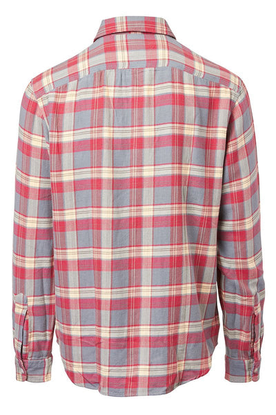 Double RL, Plaid Twill Sportshirt
