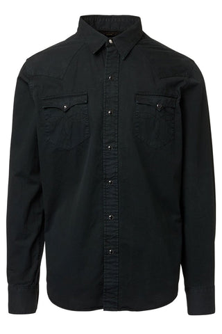Double RL, Slim Western Shirt