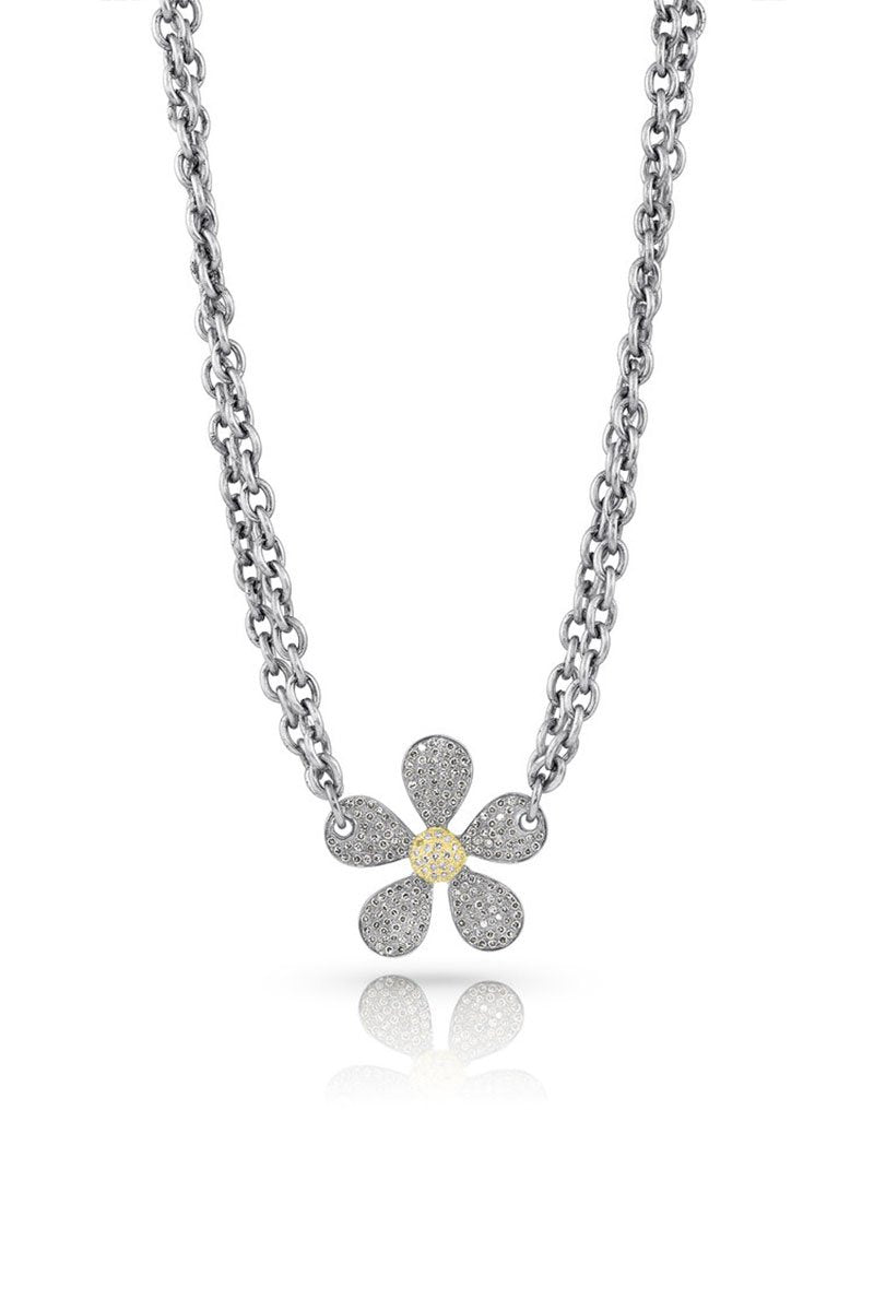 Liza Beth, Daisy Necklace
