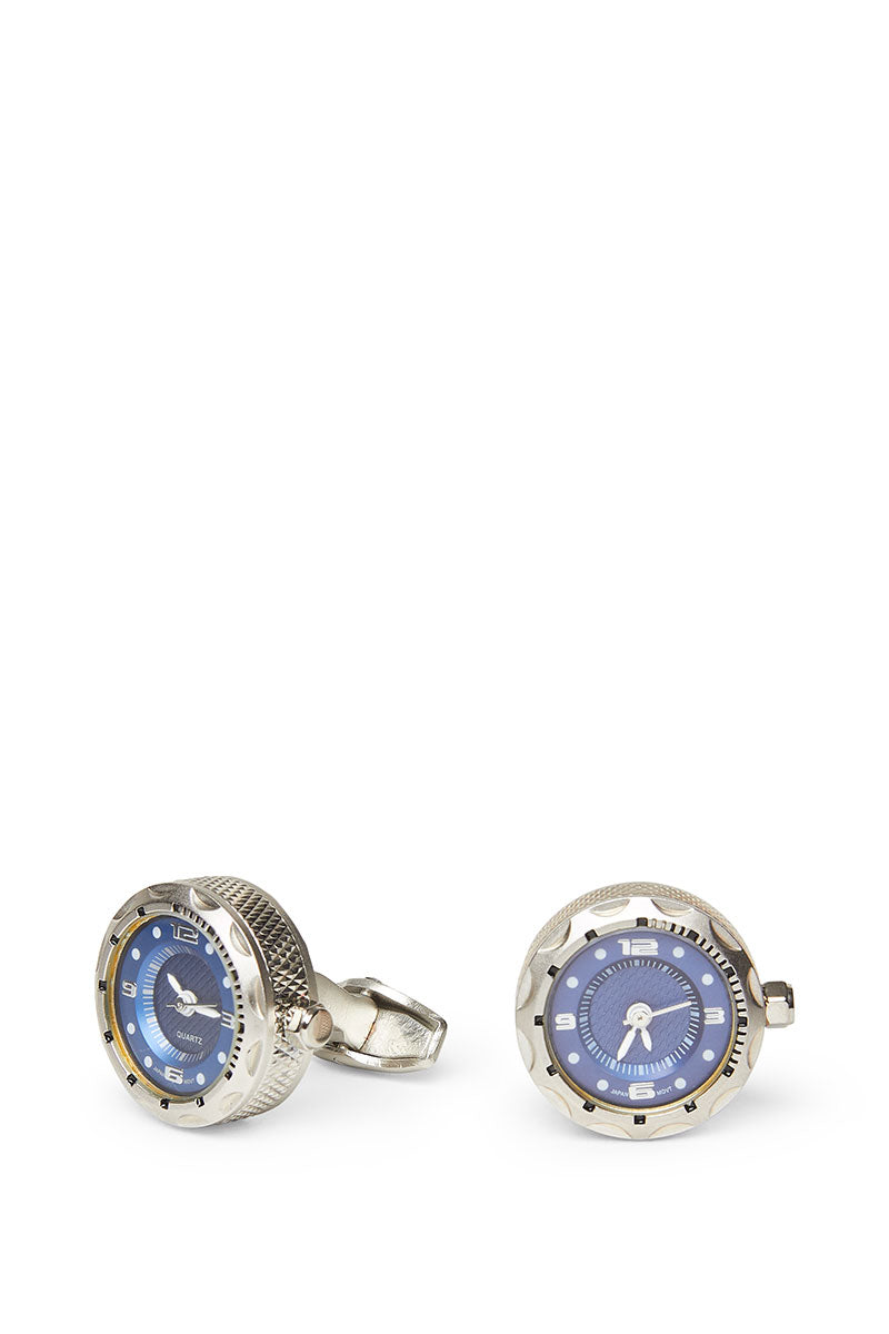 Jan Leslie, Watch Cufflinks