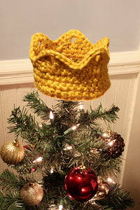 Crown Tree Topper