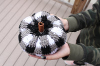 Crochet Pumpkin Decor