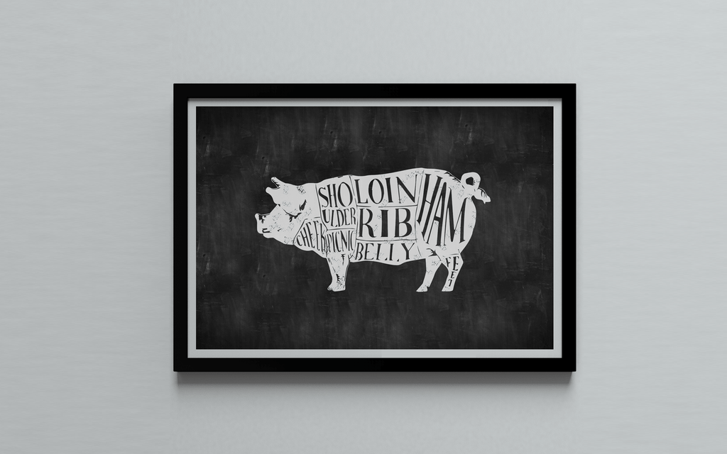 The Butcher Shop - Pork