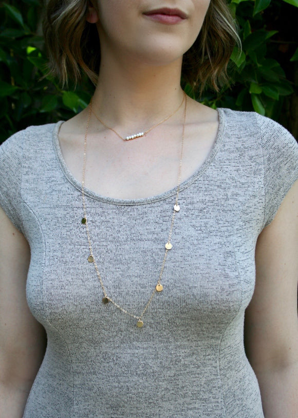 Shimmer Necklace